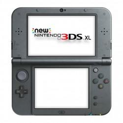 CONSOLA NINTENDO 3DS XL NUEVA NEGRO METAL