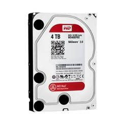 "DISCO DURO INTERNO HDD WD NAS RED WD40EFRX 4 TB 4000GB 3.5"" SATA 3 7200RPM 64MG"