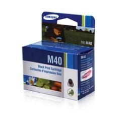 CARTUCHO TINTA SAMSUNG INK M40 NEGRO 17ML SF-350/ 335T/ 330/ 340/ 360