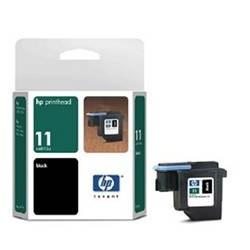 CABEZAL IMPRESION HP 11 C4810A NEGRO 16000 PAGINAS 500/ 500PS/ K850