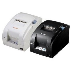 IMPRESORA TICKET SAMSUNG/BIXOLON SRP-275AU 76MM/ USB BLANCA